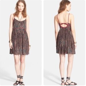 Free People | Periscopes in the Sky Babydoll Dress